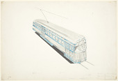 view Design for Electric Streetcar digital asset number 1