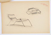 view Design for Lounge Chair and Stool digital asset number 1