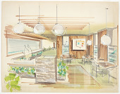 view Design for Cafeteria with Microwaves digital asset number 1