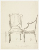 view Design for Two Chairs with Alternative Suggestions digital asset number 1