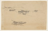 view Sketches of Dories on Carriages digital asset number 1