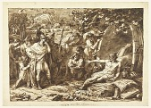 view Alexander the Great and Diogenes digital asset number 1