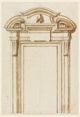 view Elevation of a Door Case digital asset number 1