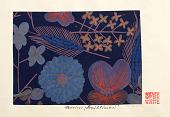 view Textile Design: Juniblumen (June Flowers) digital asset number 1