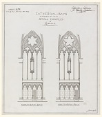 view Cathedral Bays in Connection with Small Chapels, St. Patrick's Cathedral digital asset number 1