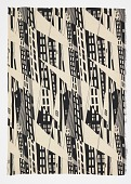 view Americana Print: Manhattan digital asset number 1
