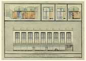 view Proposed improvement of property on Madison Avenue, New York City: Oceanic Investing Corporation digital asset number 1