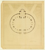 view Ground Plan of a Proposed Mausoleum digital asset number 1
