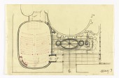 view Ground Plan of Proposed Chapel for Trinity Church, Boston, Massachusetts digital asset number 1