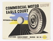 view Commercial Motor Show, Earls Court digital asset number 1