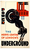 view Power, The Nerve Center of London's Underground digital asset number 1