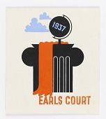 view Study for a Motif, Earls Court digital asset number 1