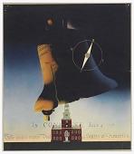 view Design for an Advertisement, Liberty Bell digital asset number 1