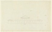 view Elevation of a Country House digital asset number 1