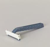 view Disposable razor digital asset number 1