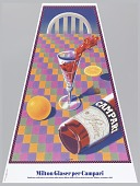 view Milton Glaser per Campari, No. 2 digital asset number 1