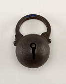 view Lock and key digital asset number 1