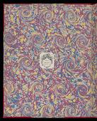 view Album of Overdoors....Tiré du cabinet du Monseigneur le Duc de Piquigny...inventé et peint par J. La Joue, gravé par Cochin et Tardieu, à Paris chez La Joue, et la veuve de F. Chereau digital asset number 1