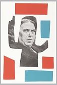 """view H.L. Mencken [After Book Cover for """"Prejudices: A Selection, by H.L. Mencken""""] digital asset number 1"""