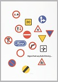 view Signs That Say Safe Driving... digital asset number 1