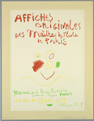 view Affiche Originale des Maitres de L'Ecole digital asset number 1