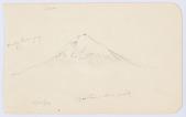 view Mt. Orizaba, Verso: Trees digital asset number 1
