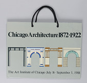 view The Art Institute of Chicago: Chicago Architecture 1872-1922 digital asset number 1