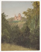 view Olana from the Southwest digital asset number 1