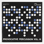 view Provocative Percussion, Vol. III digital asset number 1
