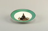view Plate with Wooden Church digital asset number 1
