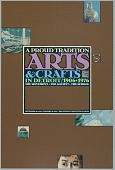 view A Proud Tradition: Arts & Crafts in Detroit 1906-1976 digital asset number 1
