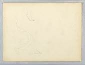 view Sketch of Seated Woman for National Academy of Design Tympanum digital asset number 1
