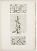 view Design for a Candlestick, pl. 12 in Oeuvre de Juste-Aurèle Meissonnier digital asset number 1