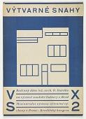 view Výtvarné snahy (Art endeavors), 1928-1929 digital asset number 1