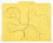 view Monk's Garden, Isabella Stewart Gardner Museum, Boston, MA: Sketch of Aerial View digital asset number 1