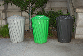view Central Park Conservancy Waste and Recycling Receptacle System digital asset number 1