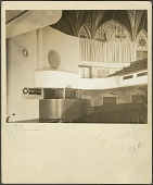view Control Booth, Columbia Radio Playhouse, New York City digital asset number 1