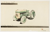 view Design for a Tractor digital asset number 1
