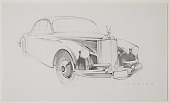 view Packard Concept Car digital asset number 1