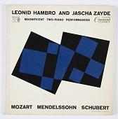 view Magnificent Two-Piano Performances: Mozart, Mendelssohn, Schubert digital asset number 1