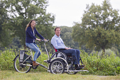 view VeloPlus Wheelchair Transport digital asset number 1