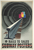 view Rails to Sales, Subway Posters digital asset number 1