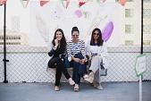 view Kuwaiti Girls, Kuwait, from Modest Street Fashion vol. 1 digital asset number 1