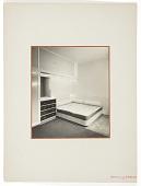 view Bedroom Interior, A. Reiser Apartment, Prague digital asset number 1