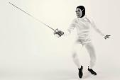 view Ibtihaj Muhammad, fencer digital asset number 1