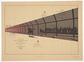 view Horse Racing Wall/Muro de Carreras de Caballos, from the project Borderwall as Architecture digital asset number 1