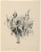 "view ""Armor of 800. Time of Charlemagne"" digital asset number 1"