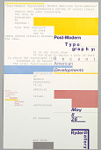 view Post Modern Typography: Recent American Developments, May 8-26, Ryder Gallery digital asset number 1