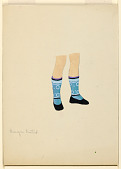 view Design for Knitted Stockings digital asset number 1