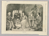 view A Fireside Story, Illustration for Every Saturday (March 18, 1871, p. 248) digital asset number 1